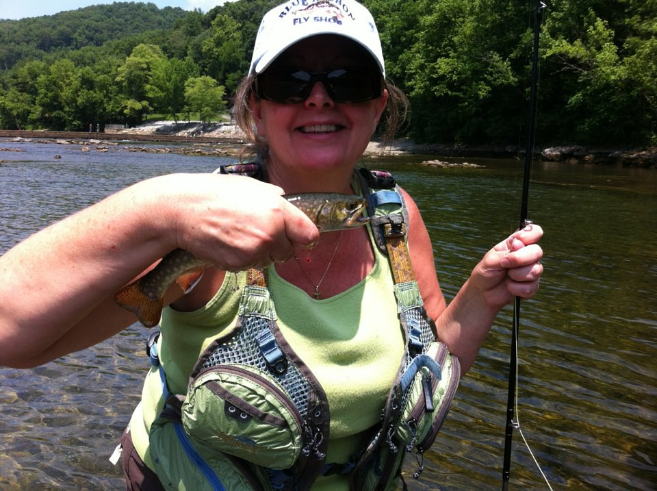 Trout Fishing In Tennessee Map.Trout Fishing Recipesfrommykitchen