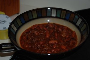 Homemade Scratch Chili