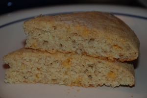 Whole Wheat Corn Bread