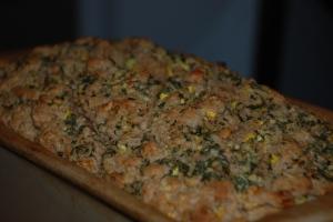 Zucchini Beer Bread