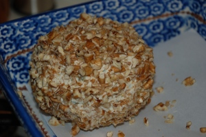 Aunt Mabel's Cheese Ball